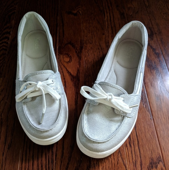 a849e843d9 Keds Shoes - Keds glimmer boat shoes, like new